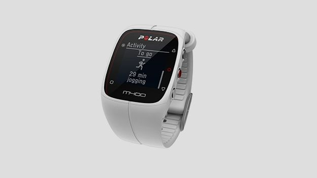 Polar M400 running watch review
