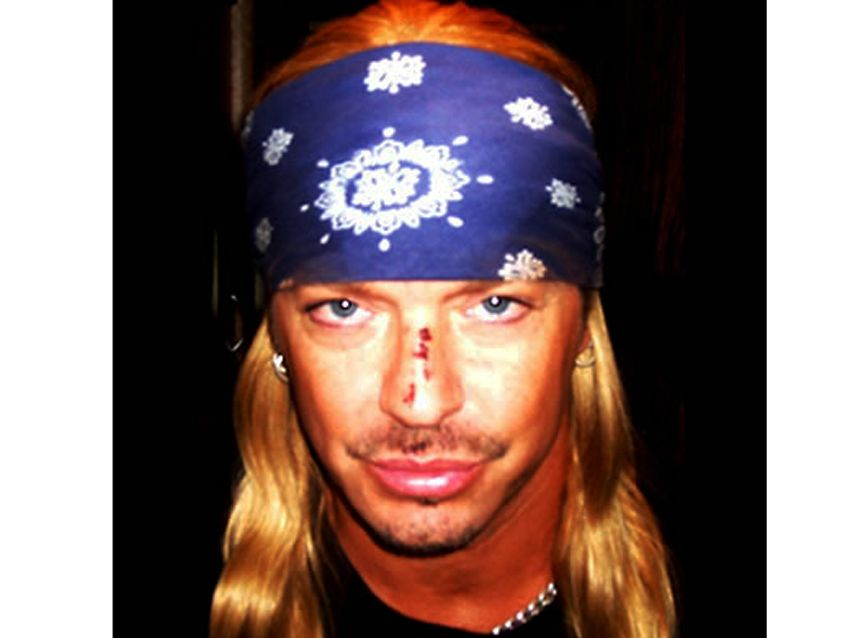 Blog Post Tony Awards Does Bret Michaels Have Leg To
