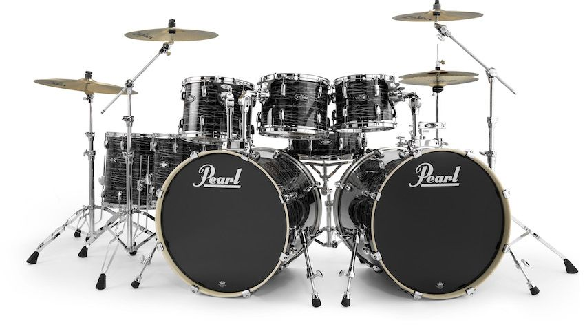 In Pictures Brand New Finishes From Pearl Musicradar