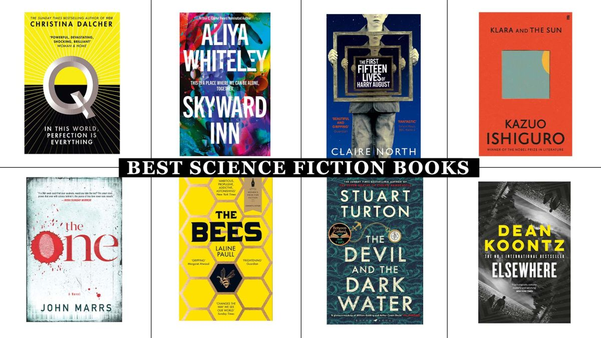 The best science fiction books of 2021 that will transport you to another world