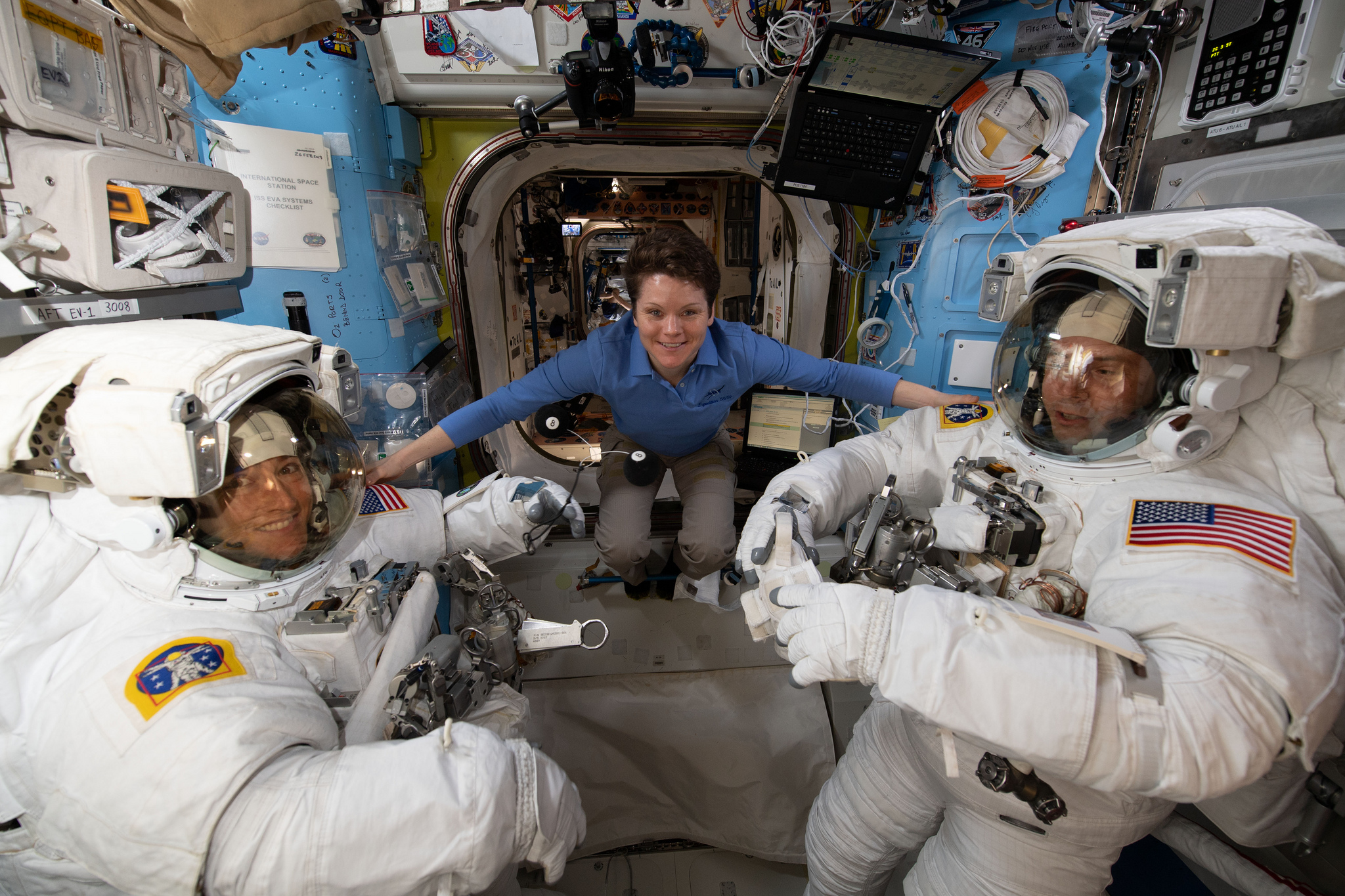 Astronauts Won't Make the 1st All Female Spacewalk After All, NASA Says | Space