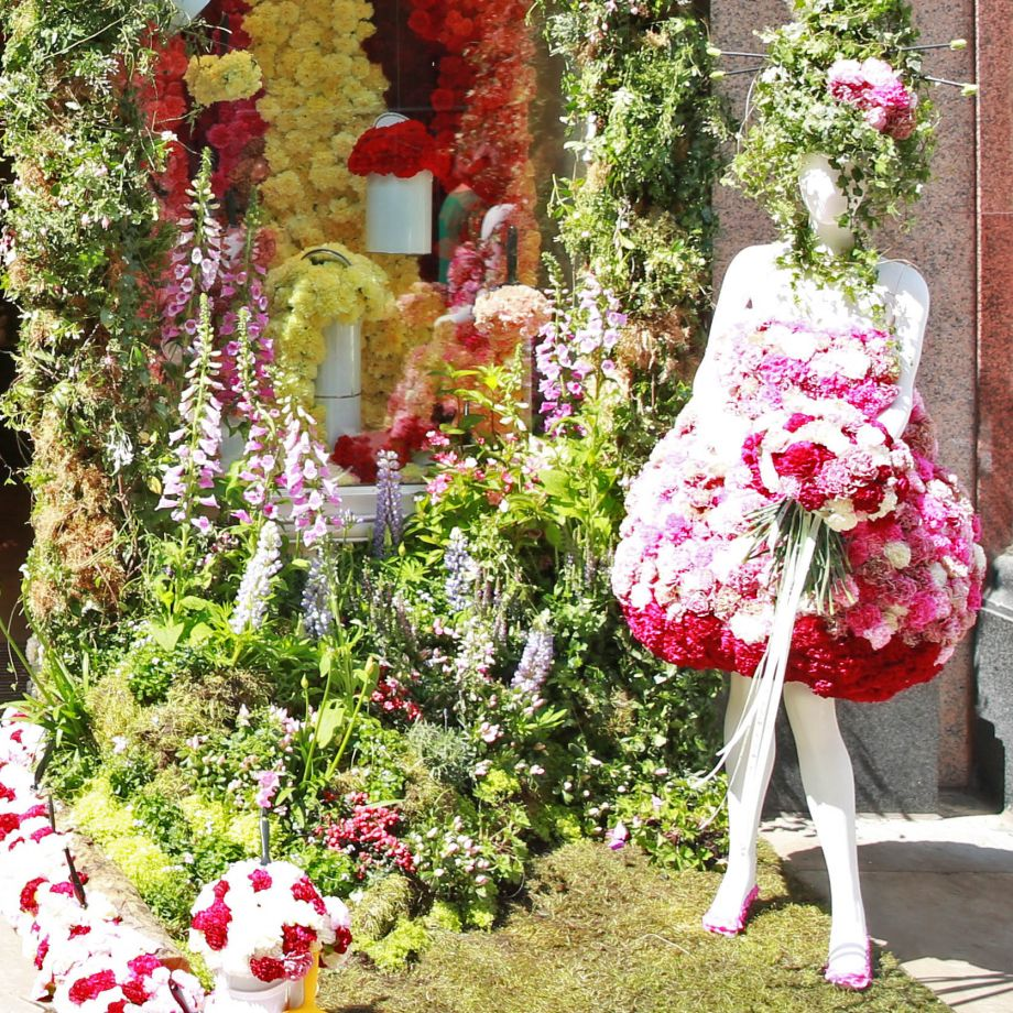 Discover Britain's Most Fashionable Floral Displays at Chelsea in Bloom