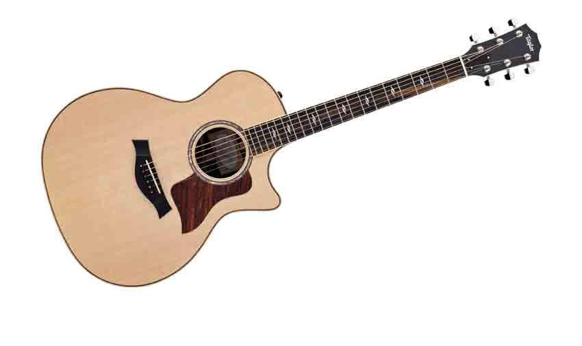 Taylor 814ce Review Musicradar