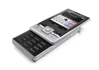 The Sony Ericsson T715 slider