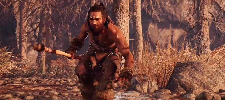 Far Cry Primal Trailer Is A Crash Course In Prehistoric Survival Gamesradar