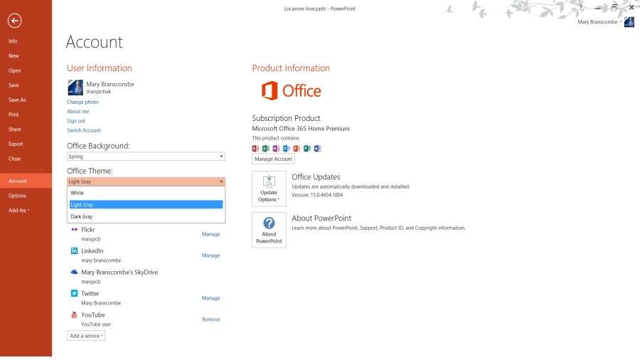 microsoft office 2016 trial expired