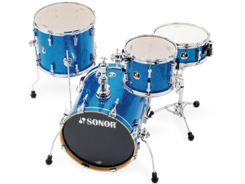 "The 16""X16"" bass drum is basically a converted floor tom"