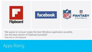 Facebook and Flipboard apps are coming to Windows 8
