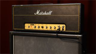 "The Marshall Plexi Super Lead 1959: a ""unique model of the quintessential rock'n'roll guitar amp,"" according to Softube."