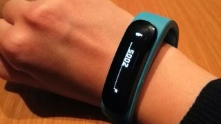 Is Huawei's smartwatch taking cues from the LG Lifeband Touch?