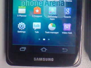 Samsung Galaxy S3 leaked in image GT-i9300?