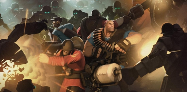Team Fortress 2 Guide Conquering Mann Vs Machines Expert Mode