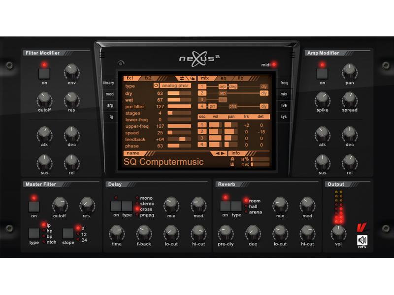 free download nexus for fl studio 11
