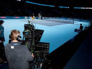 Sky filmed last year's Masters at the O2 in 3D