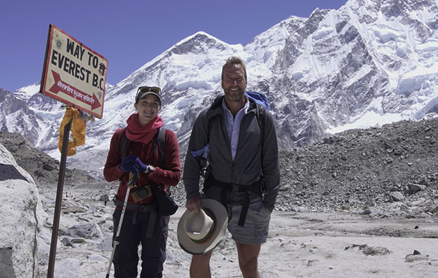 Our Everest Challenge ITV