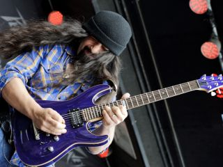 Rob Caggiano onstage in 2011
