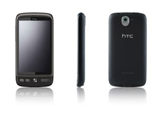 It's like the HTC Desire - only in black
