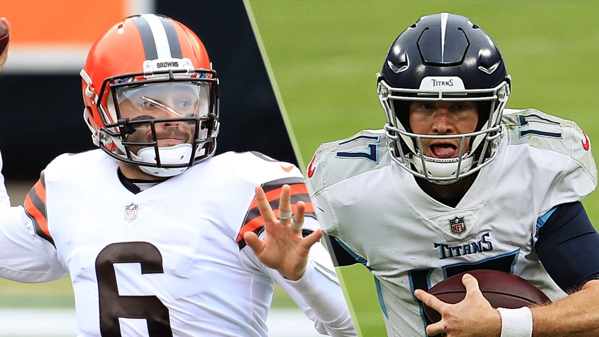 Browns vs Titans live stream: How to watch NFL week 13 game online