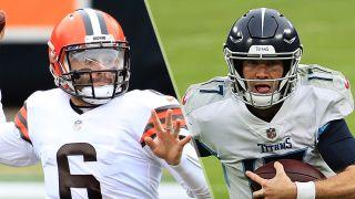 Browns vs Titans live stream
