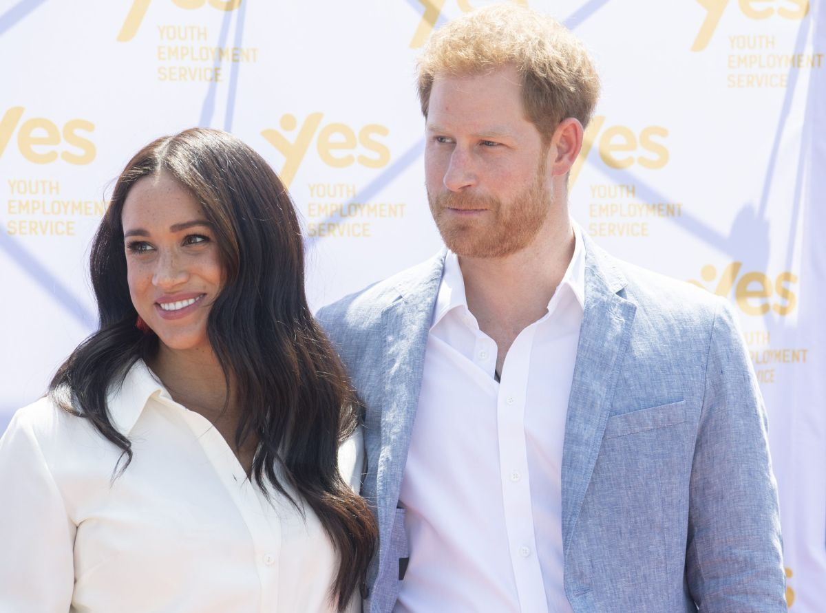 The surprising way the Duke and Duchess of Sussex celebrated their wedding anniversary
