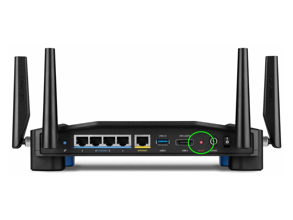 How to Factory-Reset Your Router | Tom's Guide