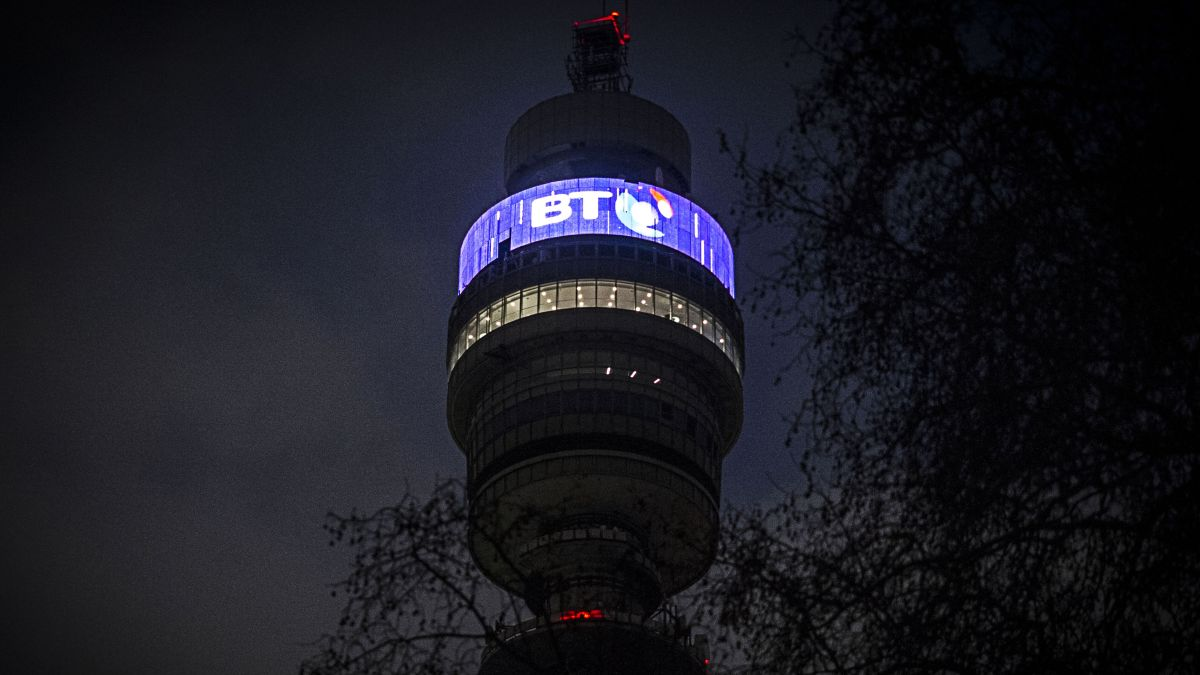 Mobile helps BT Q1 results ahead of 5G trials
