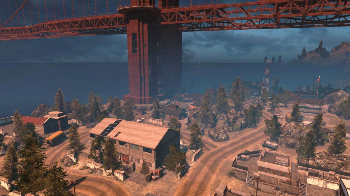 Homefront map pack 'The Rock' is now available