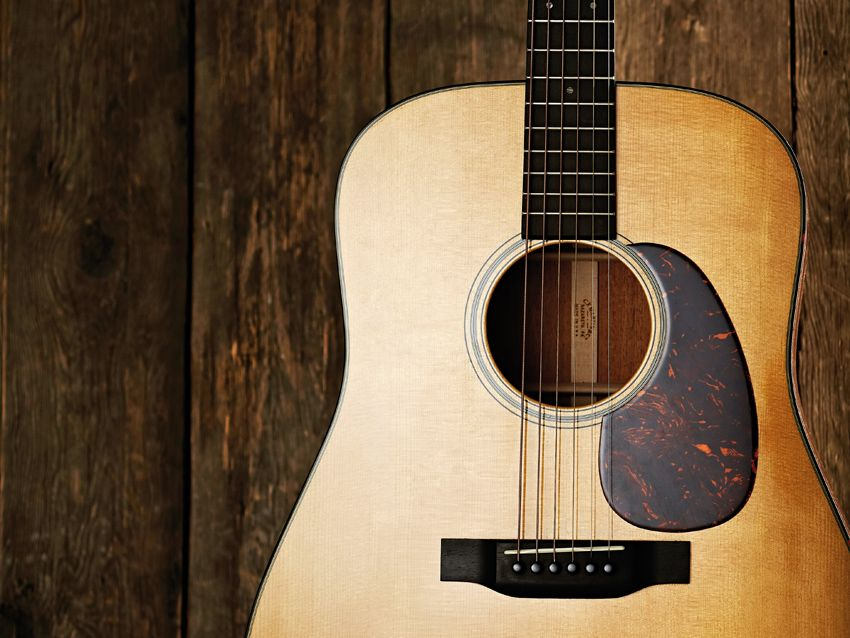 10 tips for playing an acoustic guitar live musicradar. Black Bedroom Furniture Sets. Home Design Ideas