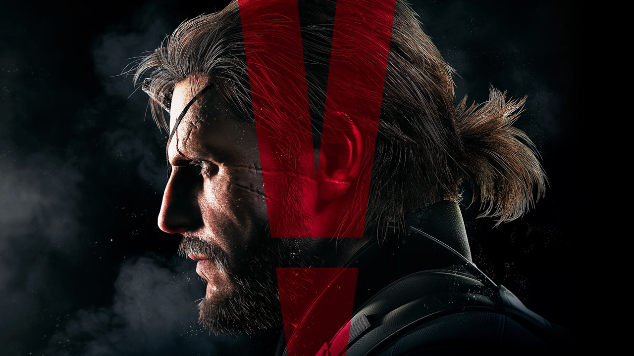 Game Of The Year 2015 Metal Gear Solid V The Phantom Pain Pc