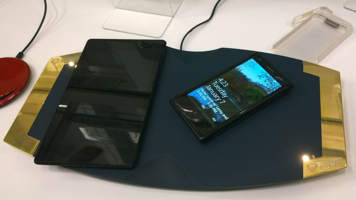 Wireless charging powering forward for your mobile phones