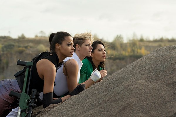 Charlie's Angels spying on someone