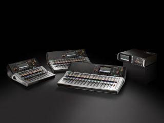 Yamaha updates TF Series Digital Mixers