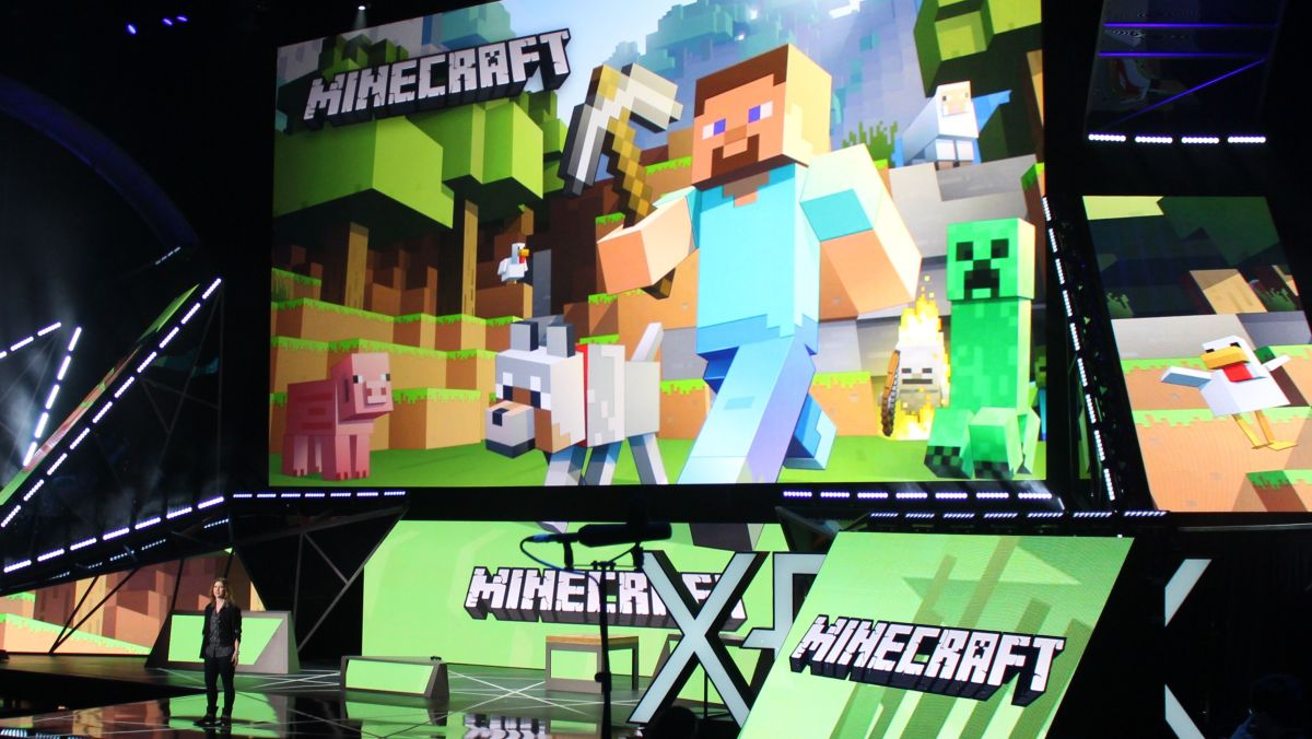 Want to play Minecraft in VR? Starting today, you can