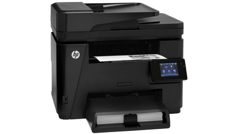 Hp Laserjet Pro Mfp M225dw Review Techradar