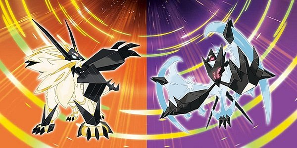 Updated Ultra Sun and Moon mascots