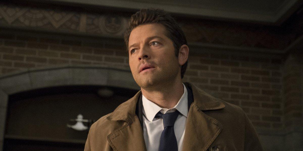 supernatural season 15 castiel the cw