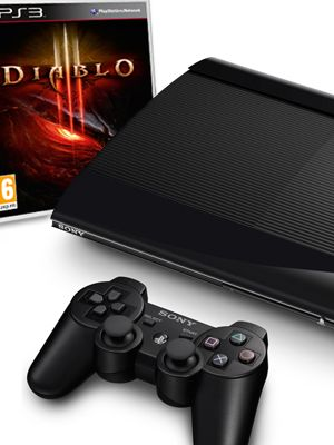 Win PS3 Diablo III and a console to play it on