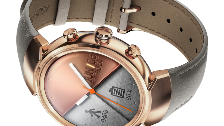 Asus' ZenWatch 3 doesn't look like a smartwatch. It looks like a watch! | T3