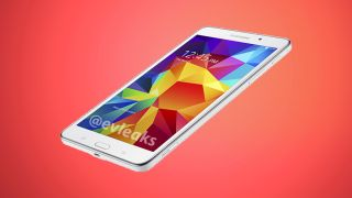 Samsung Galaxy Tab 4 7 0 gets the Twittter leak treatment