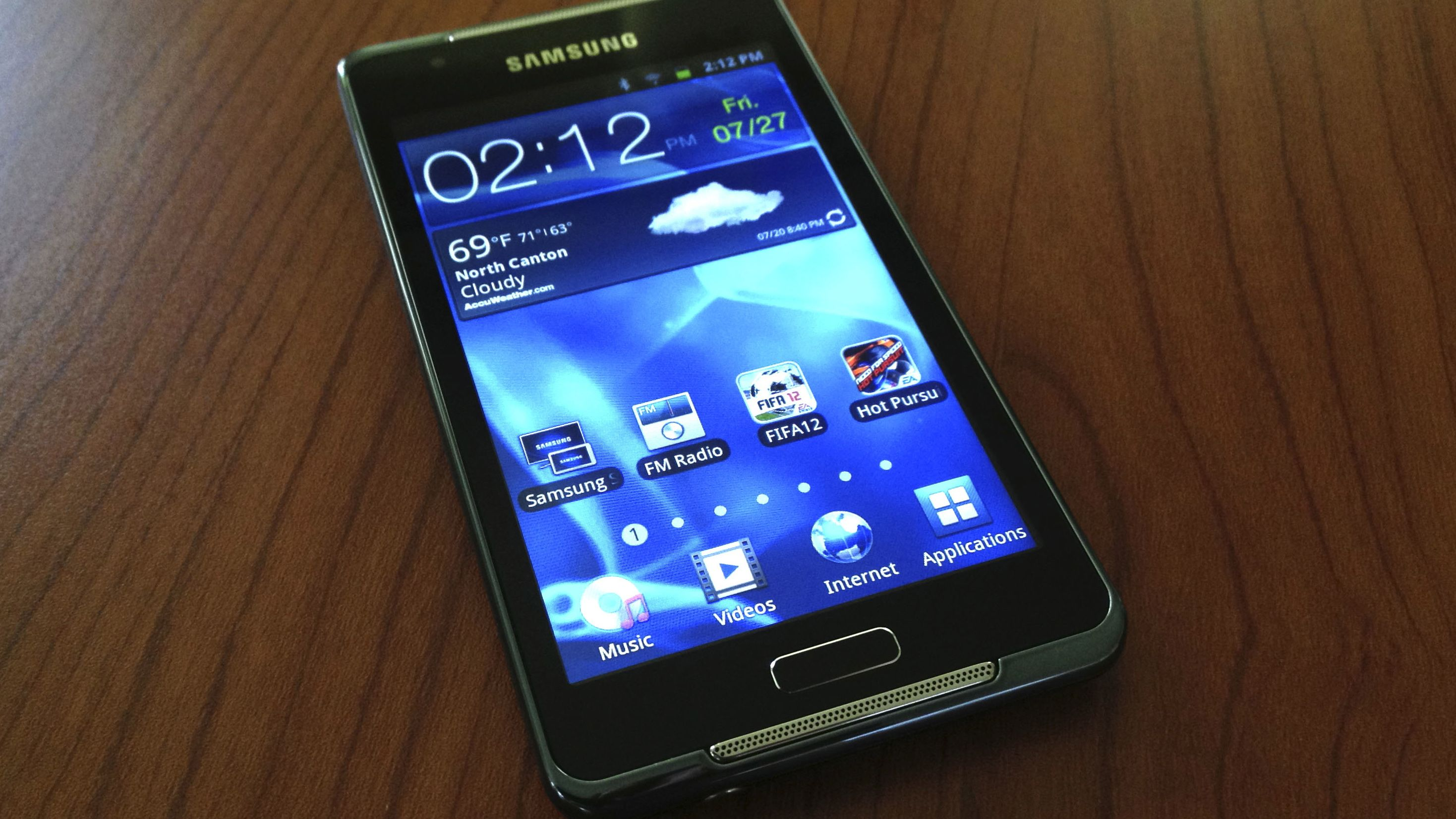 Samsung Galaxy Player 4 2 | TechRadar