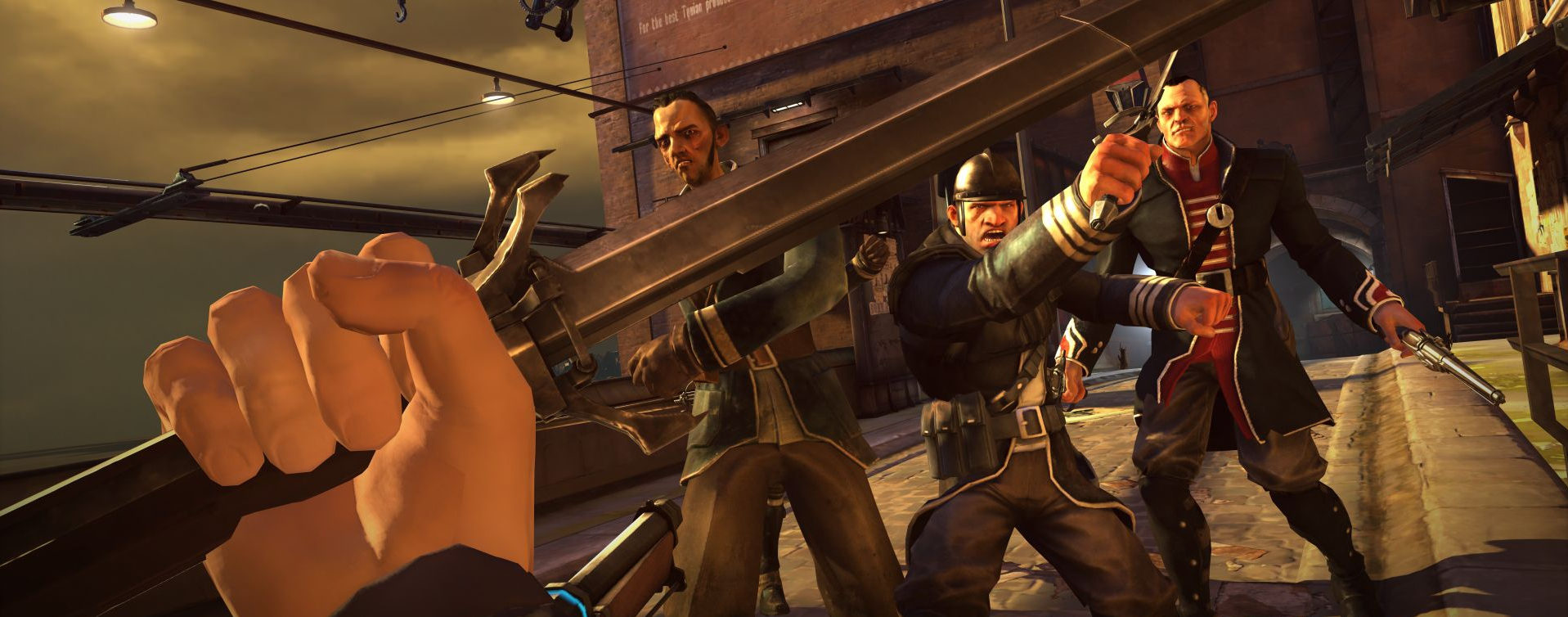 Dishonored: system requirements and description 47