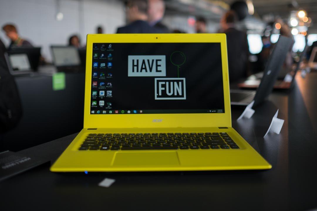 Hands on: Acer Aspire E14 review | TechRadar