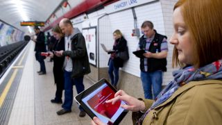 Is your tube station getting free Virgin Media Wi-Fi this summer?