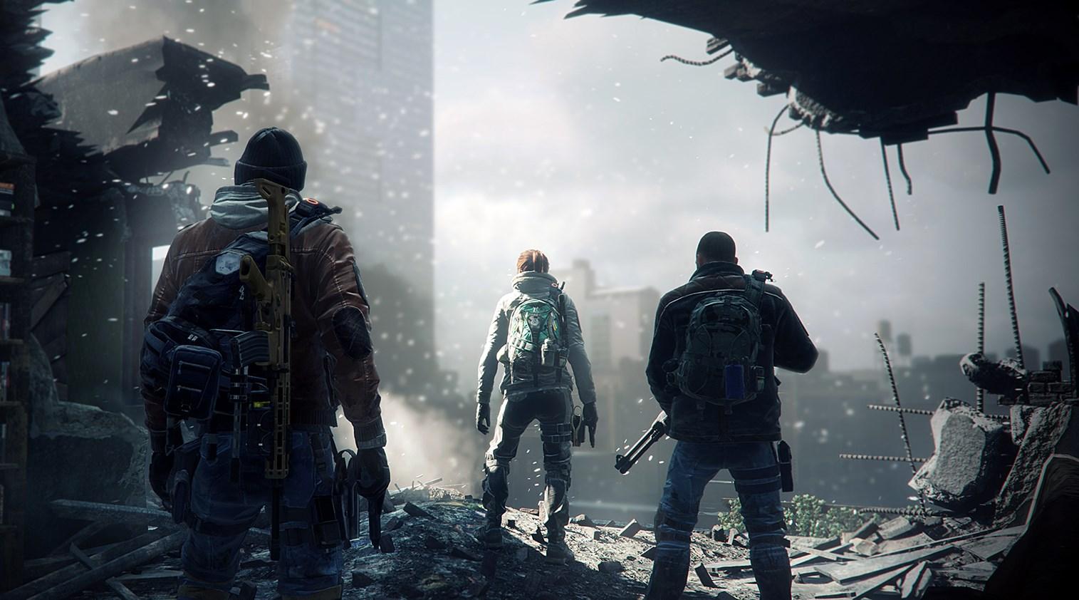 Ubisoft prepares to punish Division exploiters