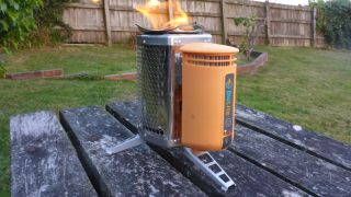 How to use a wood-burning stove