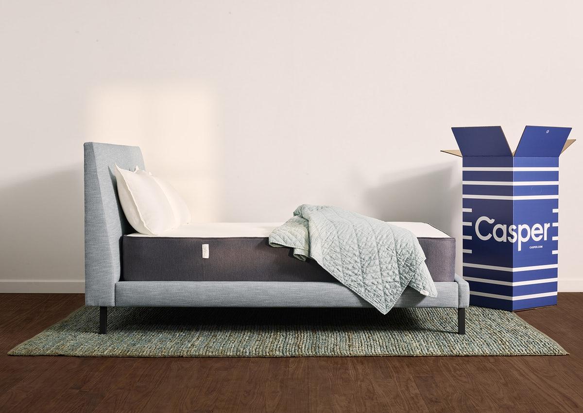 Casper Mattress Review We Take A Look At This Plush Memory Foam Mattress Real Homes