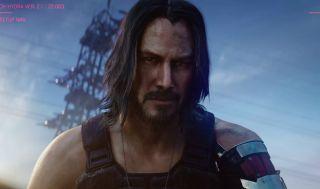 Cyberpunk 2077 Keanu Reeves sex