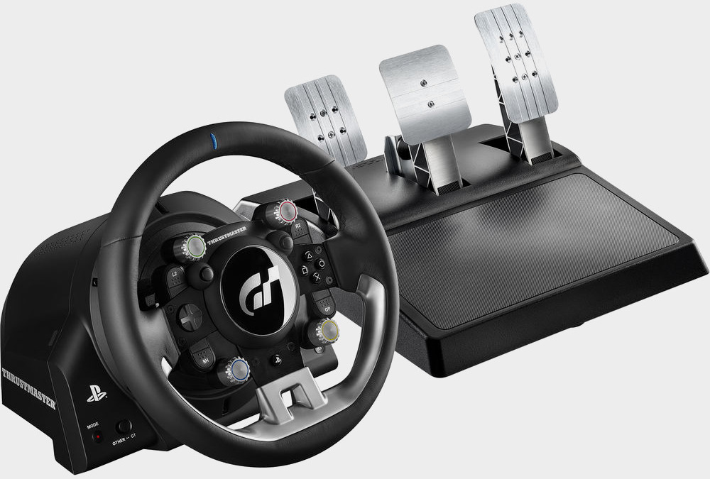 Thrustmaster's T-GT racing wheel is $250 off for today only | PC Gamer