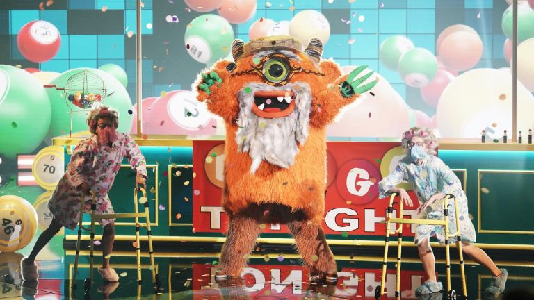 Monster in the Shamrock and Roll episode of THE MASKED SINGER airing Wednesday, March 17 (8:00-9:00PM ET/PT).