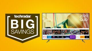 Black Friday TV deal Samsung QLED TV deal